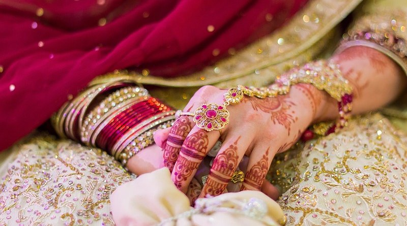 india pakistan wedding marriage woman