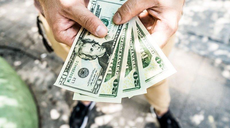spending bills money currency