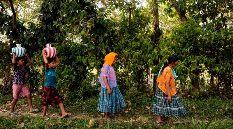 Women in Guatemala. Photo credit: United Nations Women