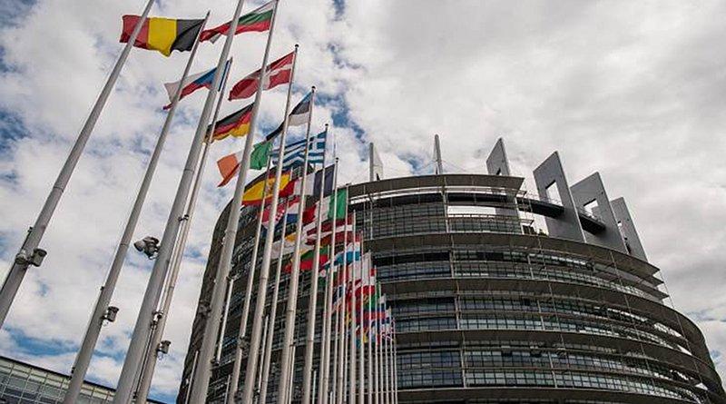 The European Parliament building in Strasbourg (Image: EU)