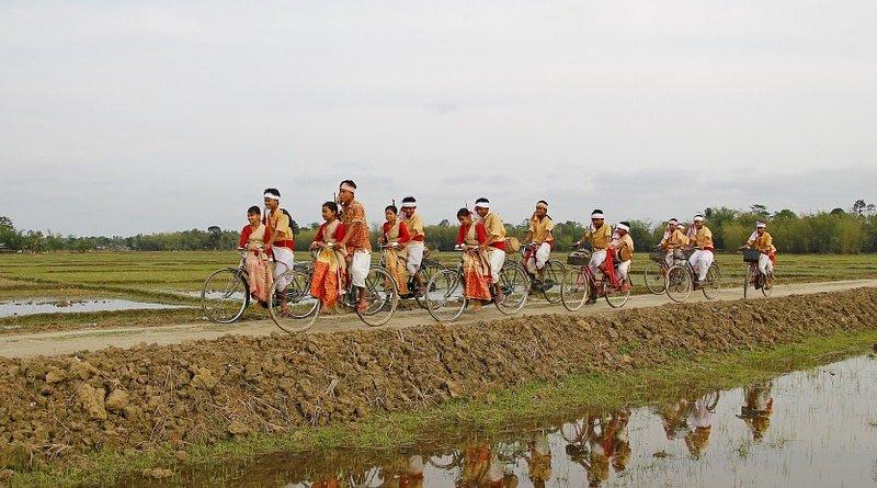 india assam bicycle