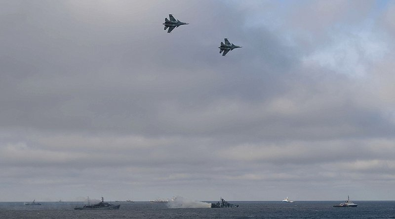 Russia holds joint exercises of Northern and Black Sea fleets. Photo Credit: Kremlin.ru