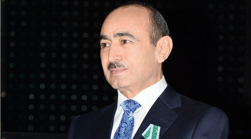 Azerbaijan's Ali Hasanov. Photo Credit: Али Гасанов, Wikimedia Commons
