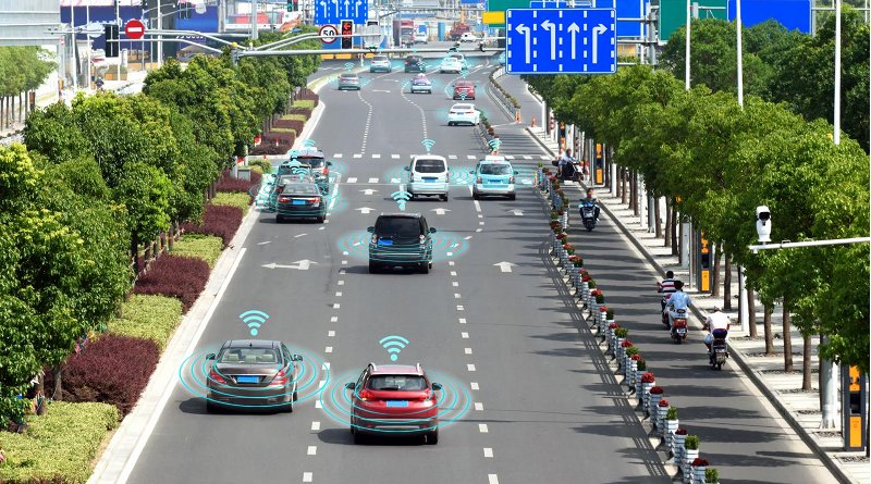 Scientists have developed the world's first fully coupled AI chip that can solve the traveling salesman problem for 22 cities instantly, something that would take about 1,200 years for a high-performance von Neumann CPU. CREDIT Tokyo University of Science