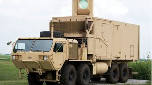 The High Energy Laser Mobile Demonstrator, or HEL MD, is the result of U.S. Army Space and Missile Defense Command research (U.S. Army)
