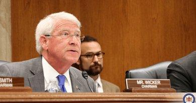 Senator Roger Wicker. Photo: MFA.gov.ge