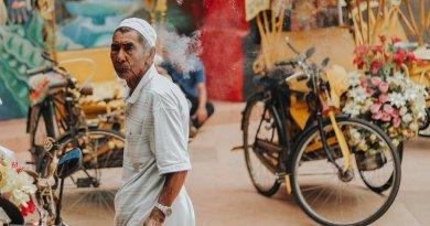 Man in Malaysia. Photo by Firdaus Roslan on Unsplash