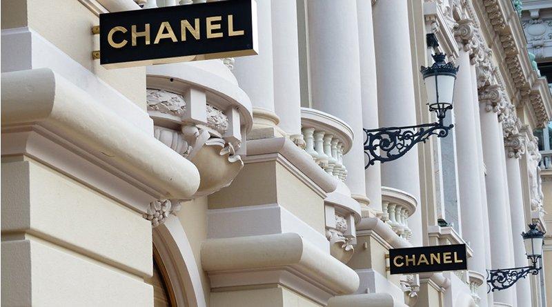 luxury brand chanel monoco