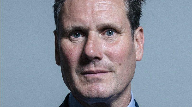 United Kingdom's Keir Starmer. Photo Credit: Chris McAndrew, UK Parliament