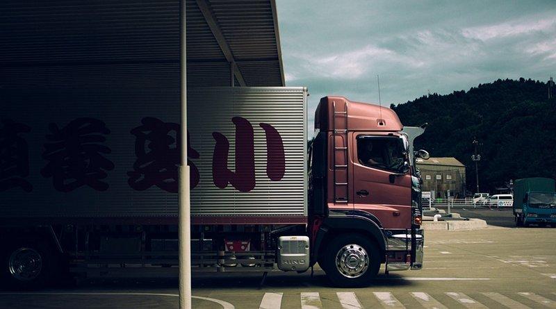 truck delivery logistics