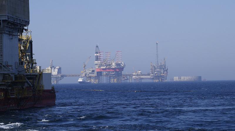 Oil Industry Oil Platform Drilling Rigs Oilfield