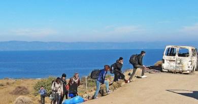 Syria Refugees Greece Turkey War Europe Migration