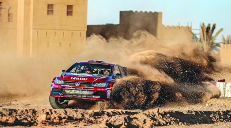 Qatar race. Photo: Qatar Tribune
