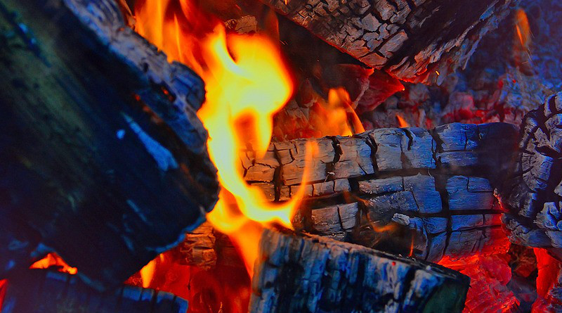 Fire Campfire Burning Burn Flame Flames Red Mood