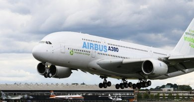airbus a380 airplane