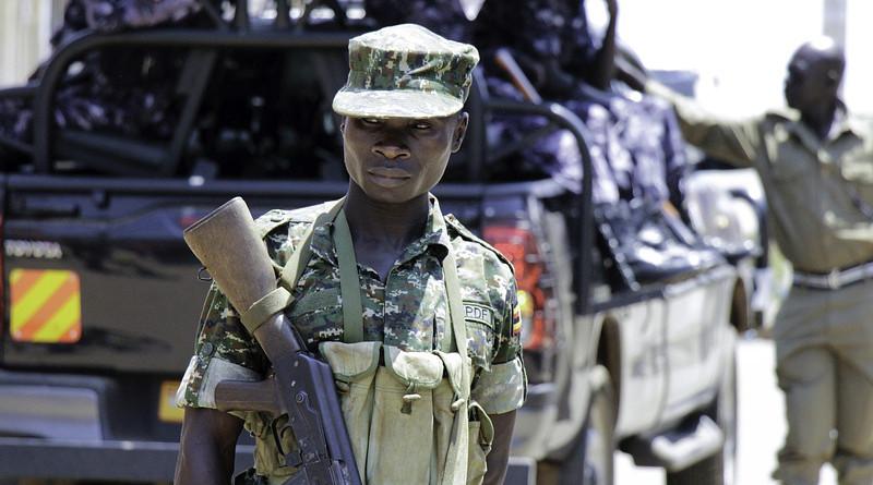 Uganda People Of Uganda Military Police Police