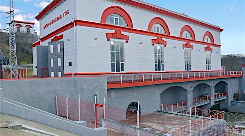 LUKOIL's Belorechenskaya hydropower station. Photo Credit: LUKOIL