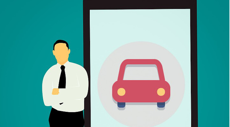 ride-sharing Car Vehicle Transportation System Road Traffic
