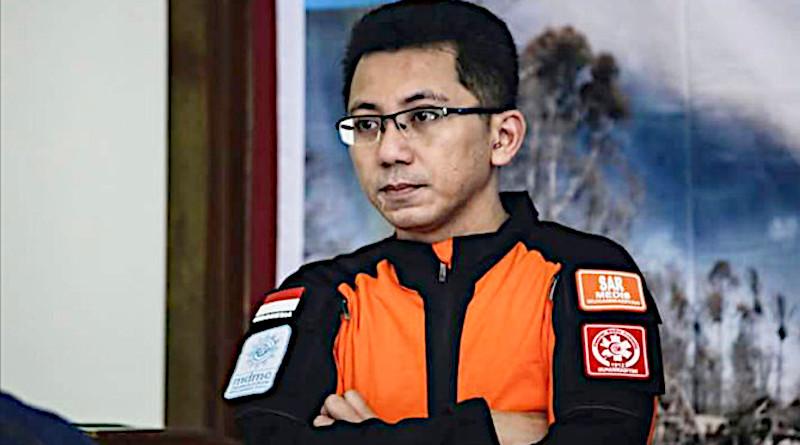 Indonesia's Dr. Corona Rintawan