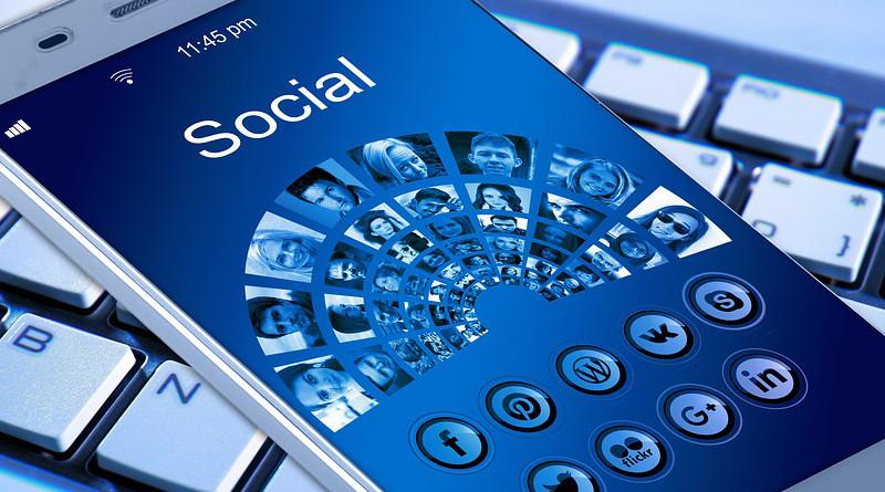 Mobile Phone Smartphone Keyboard App Internet