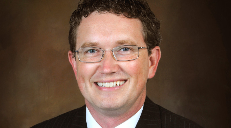 Thomas Massie (R-KY). Source: Wikipedia Commons