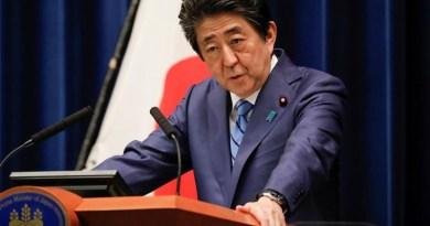 Japan's Prime Minister Shinzo Abe. Photo Credit: Tasnim News Agency