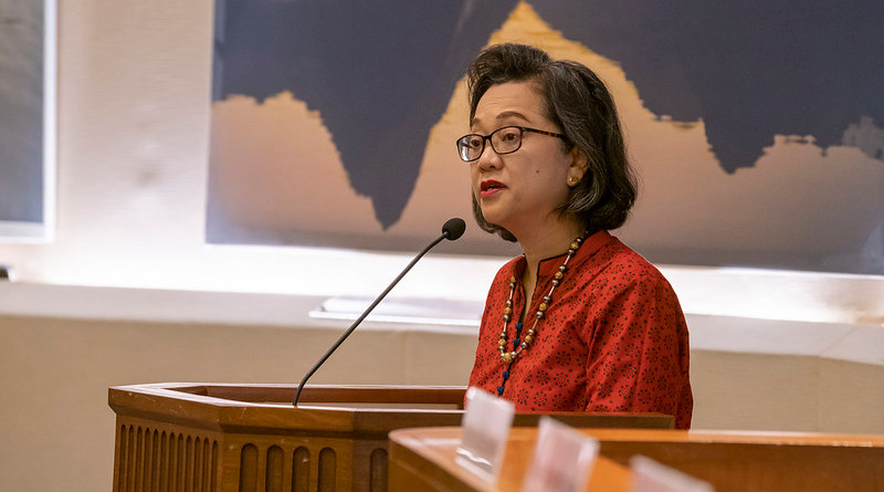 Armida Salsiah Alisjahbana, United Nations Under-Secretary-General and Executive Secretary of ESCAP. Photo Credit: United Nations ESCAP