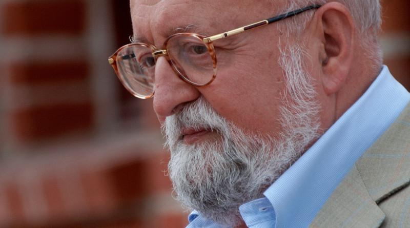 Krzysztof Penderecki. Photo Credit: Akumiszcza, Wikipedia Commons