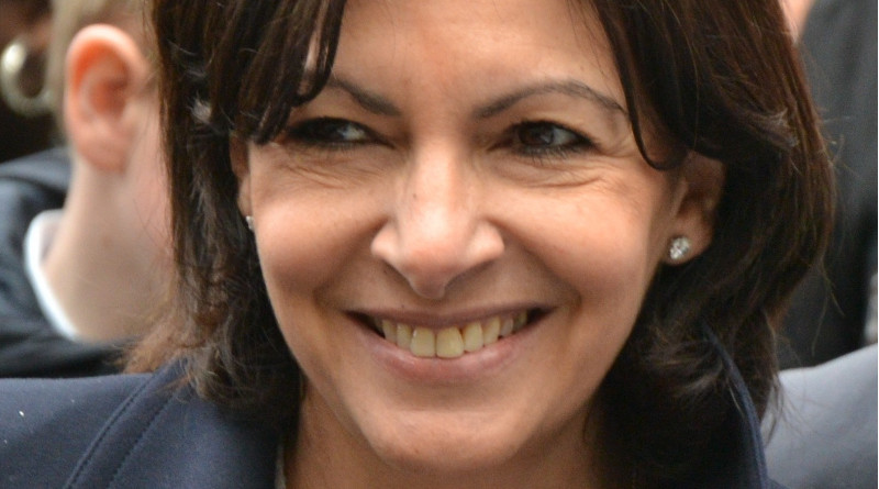 France's Anne Hidalgo. Photo Credit: A.Schneider83, Wikipedia Commons