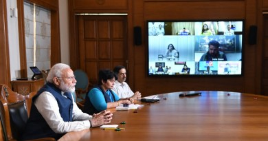 Narendra Modi, Prime Minister of India. Photo Credit: PM Office, Narendra Modi, Linkedin.com