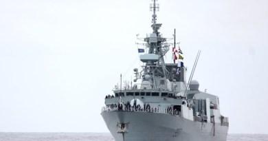 NATO ship makes port call to Georgia. Photo Credit: facebook.com/MIAofGeorgia