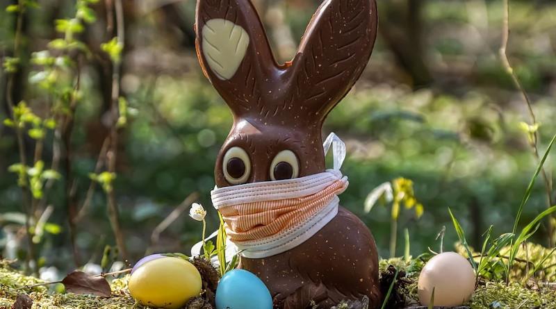 Easter 2020 Corona Easter Bunny Chocolate