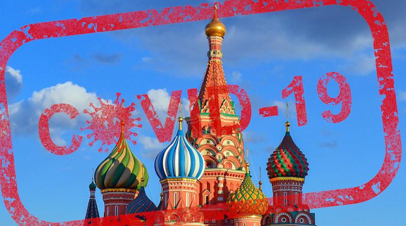 Russia Moscow Covid-19 Coronavirus