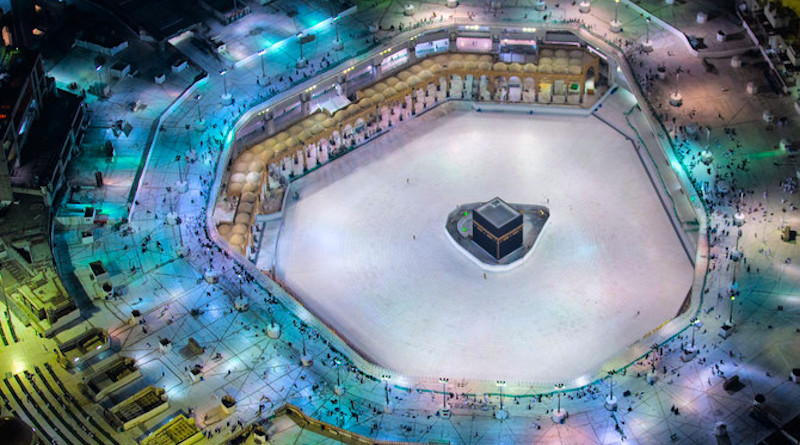 Mecca, Saudi Arabia. Photo Credit: Makkah Region Government