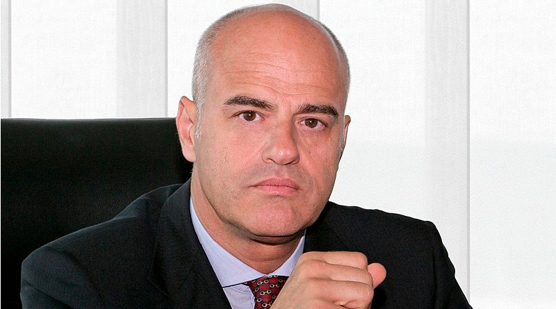 Eni's Chief Executive Officer Claudio Descalzi. Photo Credit: Eni