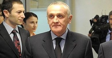 File photo of Abkhazia's Alexander Ankvab. Photo Credit: Kremlin.ru