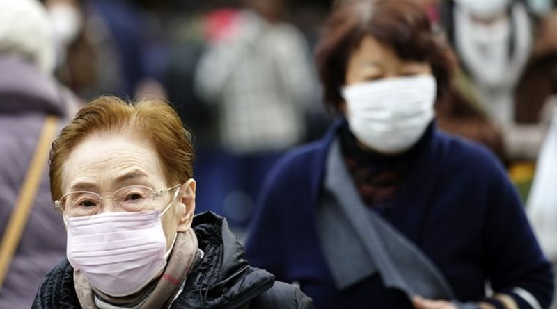 People in China wear masks as country fights coronavirus. Photo Credit: Tasnim News Agency