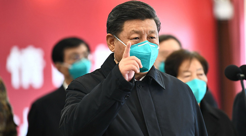 Chinese President Xi Jinping. Photo via Observer Research Foundation