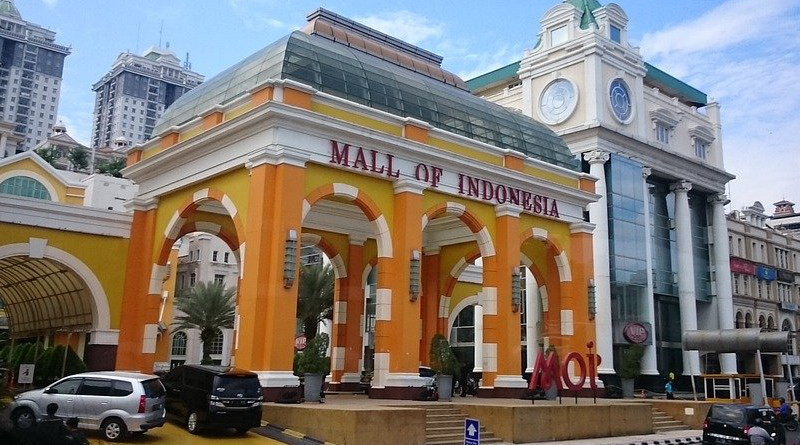 Mall Of Indonesia Moi Shopping Mall Indonesia