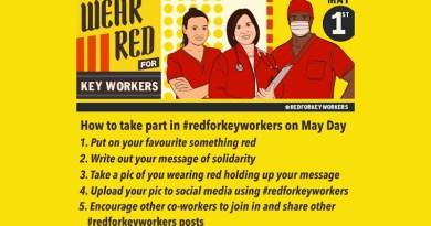 may 1 strike