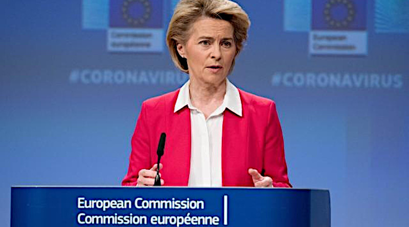 Ursula von der Leyen, President of the European Commission. Photo Credit: European Commission.