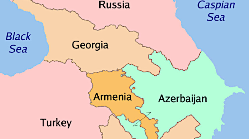 Caucasus countries Georgia Armenia Azerbaijan