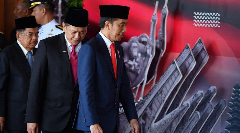 Indonesia's President Joko Widodo. Photo Credit: Tasnim News Agency