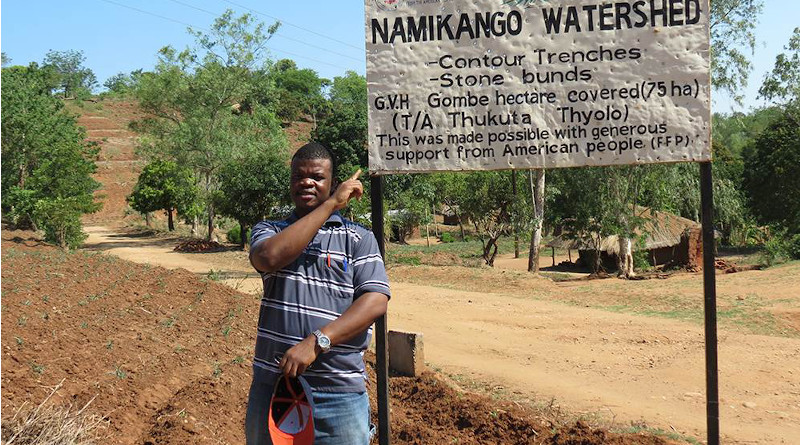 Festus Amadu, post-doctoral research associate in the Department of Agricultural and Consumer Economics at the University of Illinois, conducted research on the efficacy of international aid programs supporting climate-smart agricultural practices in Malawi.