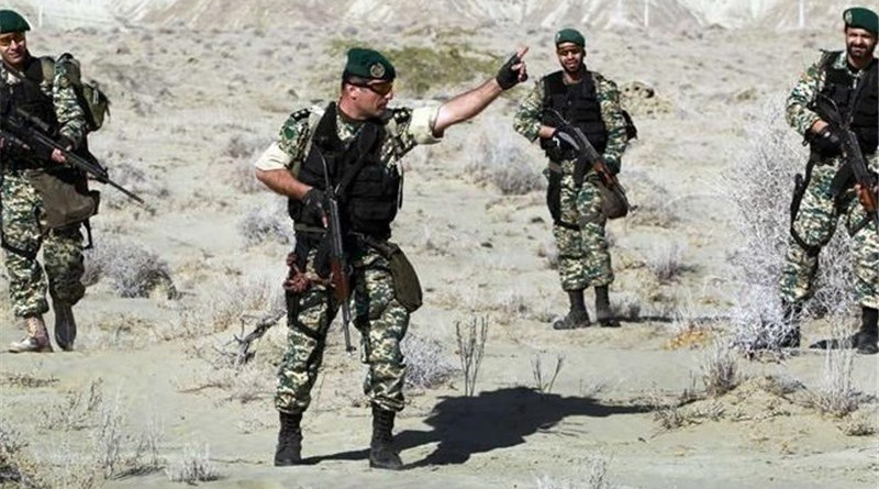 Iran's Army Ground Force deployed commandos from its Special Forces, known as the 65th Brigade, to Syria for an advisory mission. Photo Credit: Tasnim News Agency