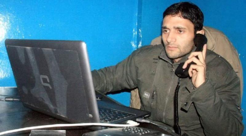 GNS founder and journalist Tanveer ul Ahad. Photo Credit: Social Media