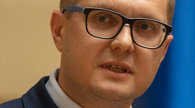 Ukraine's Ivan Bakanov. Photo Credit: President of Ukraine website