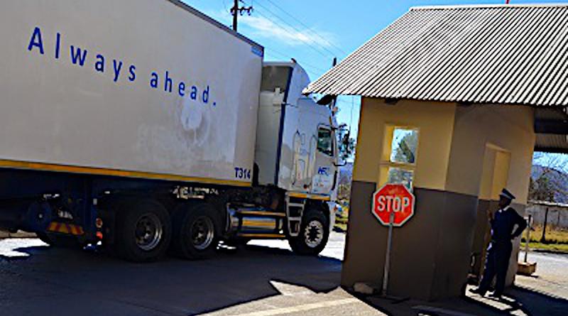 Ngwenya Border Post, Eswatini. Photo Credit: UNCTAD