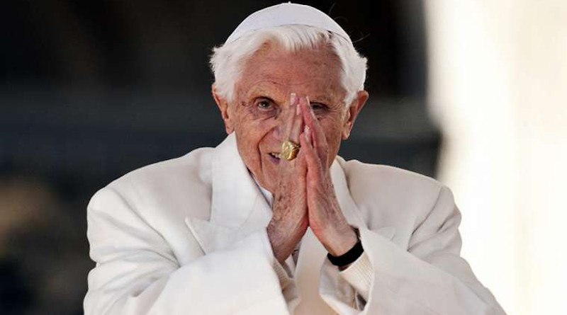 Documentary Claims Benedict XVI's Secretary Tried To Convince Him Not To Resign
