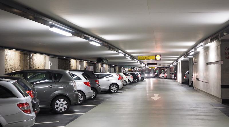 Multi Storey Car Park Parking Park Level Park